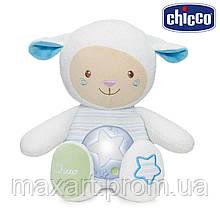 Игрушка музыкальная Chicco - Овечка (09090.20) голубой