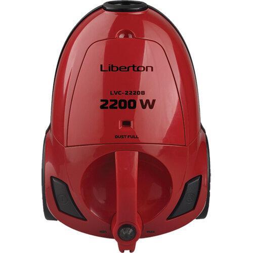 Пылесос мешковой LIBERTON LVC-2225B (64323)