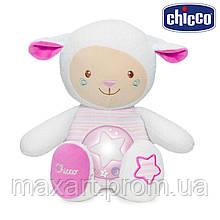 Игрушка музыкальная Chicco - Овечка (09090.10) розовый