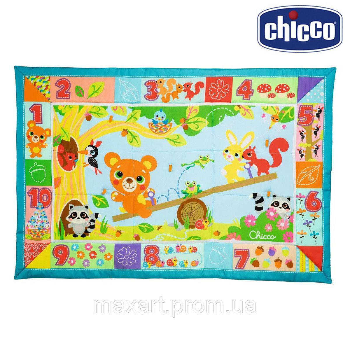 Коврик игровой Chicco - Друзья леса (07945.00)