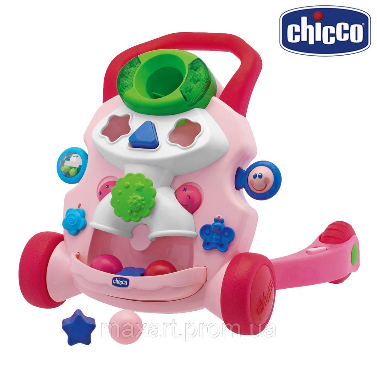 Игровой центр-ходунки Chicco - Первые шаги (65261.20)