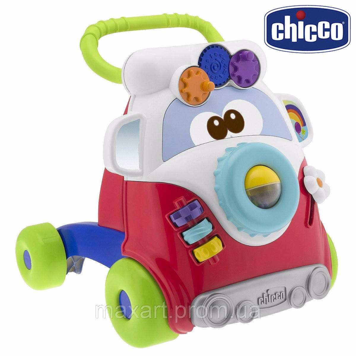 Игровой центр Chicco - Happy Hippy Walker (05905.10)