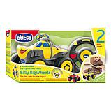 Машинка Chicco - Джип Билли (61759.00) с интерактивным рулем, желтый, фото 2