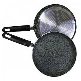 Сковорода для млинців Maestro Granite 24см MR1221-24