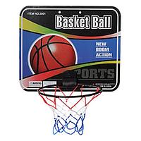 Баскетбольное кольцо M 2690-1/2 (Квадратный щит)