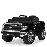 Детский электромобиль Toyota Tundra JJ2125EBLR-2 черный