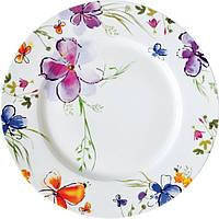 Тарелка мелкая Aquarelle 26,6 см Krauff 21-244-007