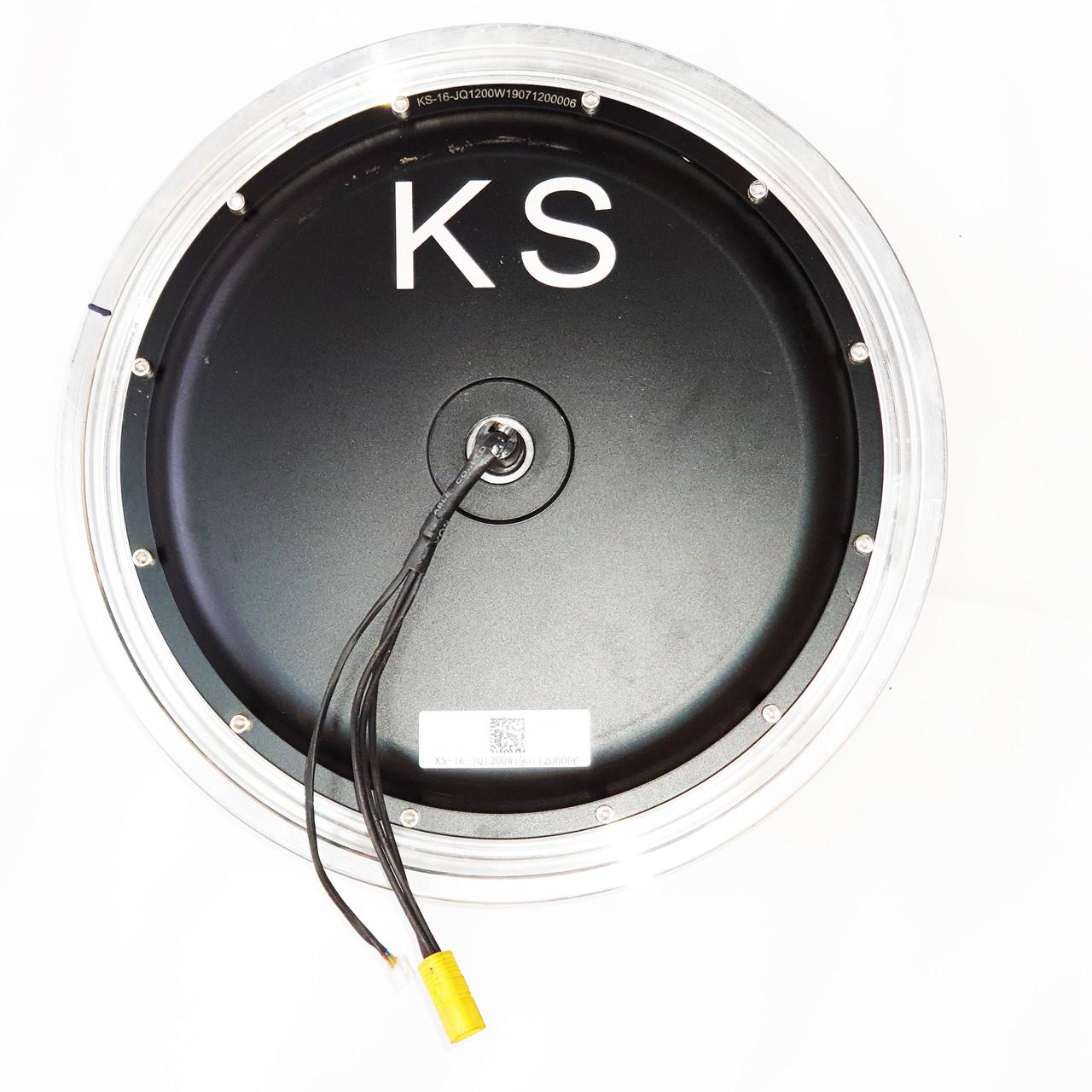Електродвигун (мотор-колесо) KS-16S