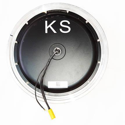 Електродвигун (мотор-колесо) KS-16S, фото 2