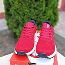 Чоловічі кросівки в стилі Nike Zoom червоні, фото 2