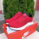 Чоловічі кросівки в стилі Nike Zoom червоні, фото 3