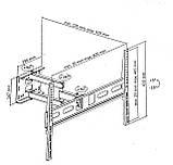 Крепление для телевизора Cabletech (UCH0199-1), фото 2
