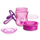 Чашка-непроливайка Chicco - Perfect Cup (06951.10) 200 мл / 12 мес.+ / розовый, фото 2