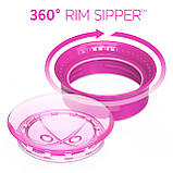Чашка-непроливайка Chicco - Perfect Cup (06951.10) 200 мл / 12 мес.+ / розовый, фото 3