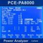 PCE-PA 8000 анализатор качества электроэнергии с функцией записи (Германия), фото 3