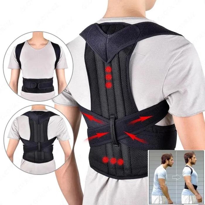 Коректор постави, корсет для спини Back Pain Need Help