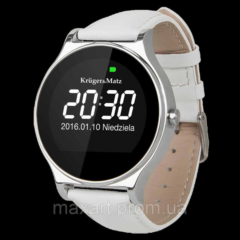 Смарт-часы Kruger&Matz STYLE (KM0430) White