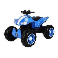 Детский электрический квадроцикл TY 2888 синий