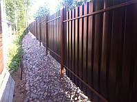 Профнастил ПС10/ПС20 0,45мм 2-хсторонний цвет Словакия, фото 2
