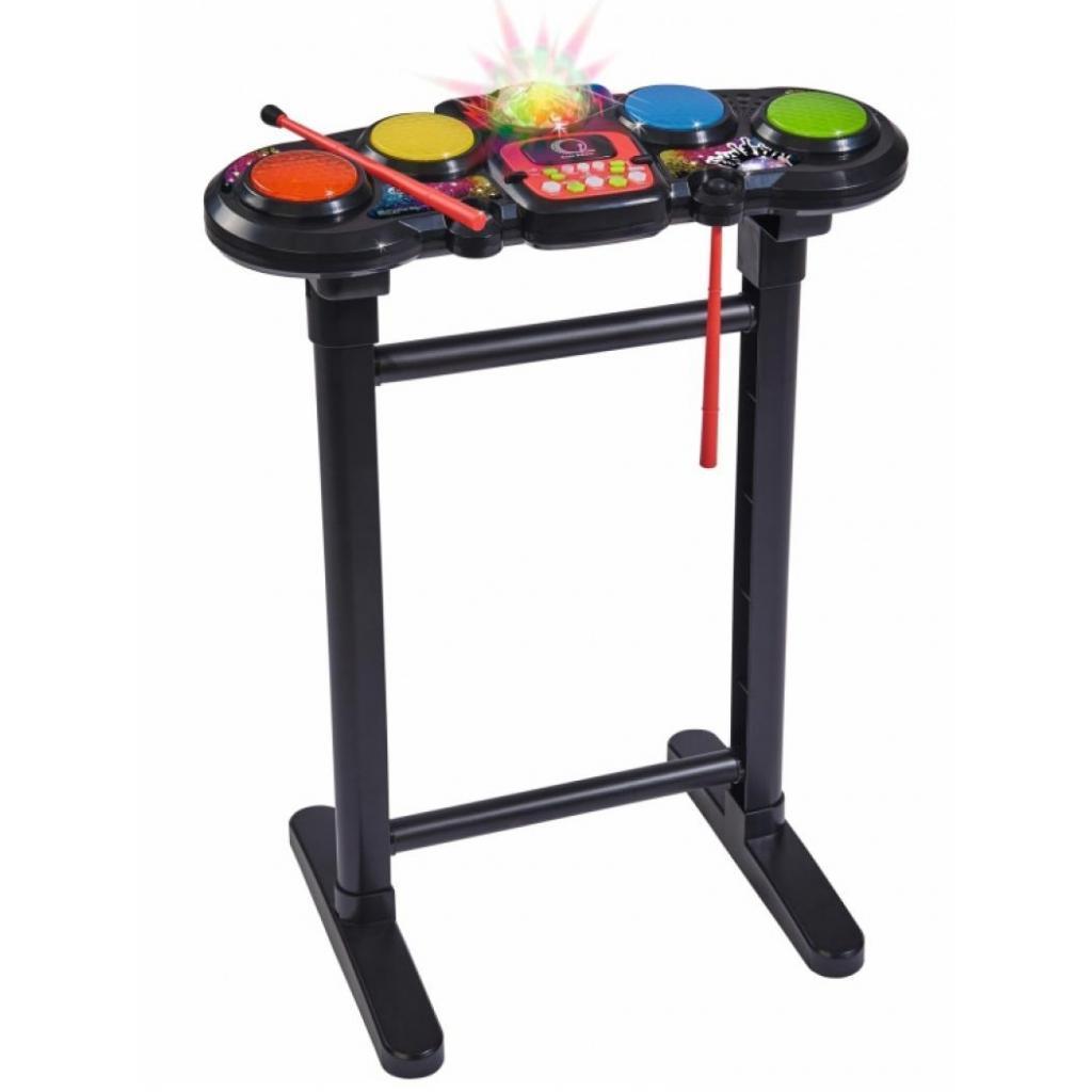 Музыкальная игрушка Simba Диско Електробарабаны со световыми эффектами 70 см (6834103)