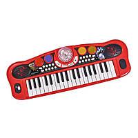 Музыкальная игрушка Simba Диско Электросинтезатор 37 клавиш 8 ритмов 56 см (6834101)
