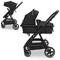 Детская универсальная коляска-трансформер Alliance 2 в 1 ME 1069 Denim Dark Gray