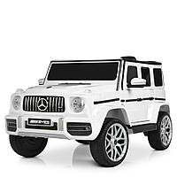 Детский электромобиль Mercedes Benz M 4214EBLR-1 белый