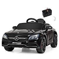 Детский электромобиль Mercedes Benz M 4010EBLR-2 черный