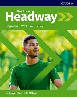 Headway 5th edition Beginner Workbook with Key