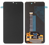 Дисплей (экран) для Xiaomi Mi9 SE с сенсором (тачскрином) черный
