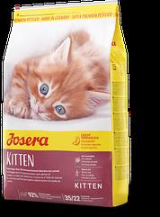 Сухой корм Josera Kitten для котят, с курицей 10 кг
