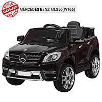Детский электромобиль Mercedes Benz ML350 M 3568EBLR-2 черный