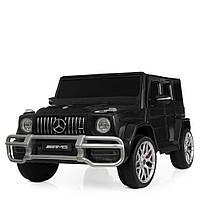 Детский электромобиль Mercedes Benz M 4259EBLR-2 черный
