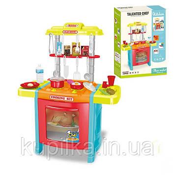 Кухня детская игровая 922-14A (42 предмета)