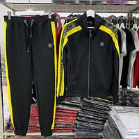 Прогулочный турецкий костюм Rich Glam большой размер