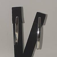 """Серьги покрыты родием-бижутерия торговой марки""""Xuping"""""""