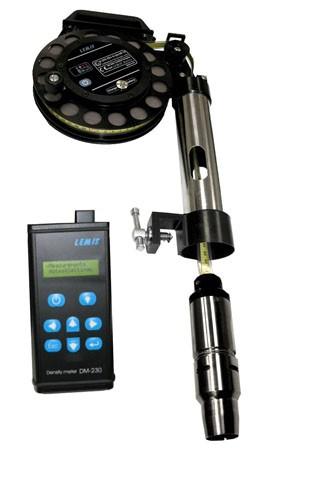 Портативный плотномер-рулетка DM 230.2A