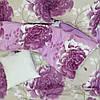 Постельное белье ранфорс Viluta полуторный 214х150 см, фото 2