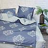 Постельное белье ранфорс Viluta двухспальный 220х200 см, фото 3