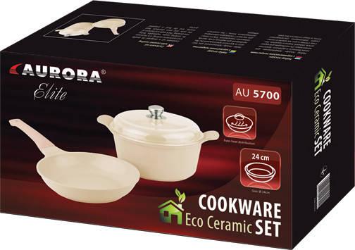 Набор посуды Aurora 5700AU, фото 2