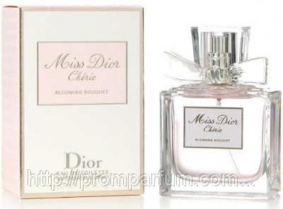 Женская туалетная вода Christian Dior Miss Dior Cherie Blooming Bouquet (реплика)