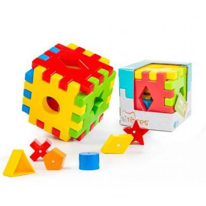 """Развивающая игрушка """"Волшебный куб"""" 39376"""