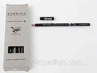 Карандаш для век - Bourjois Khol&Contour XL (цвет 01) ABD /53-0