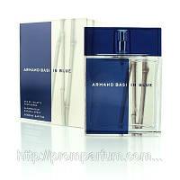 Мужская туалетная вода Armand Basi in Blue (аромат древесный, романтичный), 50 мл NNR