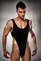 Мужское эротическое боди 010 BODY black L/XL - Passion. Боди, комплекты и костюмы