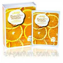 CMD-036 Маска для лица Апельсин (отбеливающая) Mask Expert Pure Source