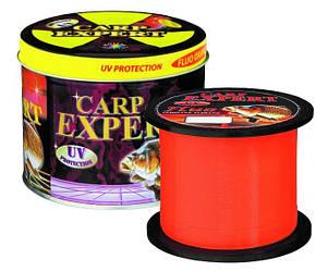Леска Carp Expert UV Fluo Orange 1000 м 0.4 мм 18.7 кг оранжевая