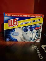 Таблетки для защиты от накипи для стиральных машин  W5 Limescale Tabs 6 шт