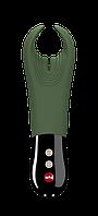 Вибратор мужской силиконовый с имитацией глубокой глотки Manta Fun Factory. Мужской вибратор для пениса