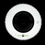Купольная IP камера Green Vision GV-076-IP-ME-DIS40-20 (360) POE, фото 2